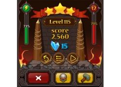游戏场景设计界面图片