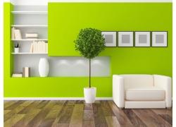 时尚环保简洁家居设计