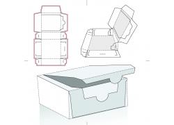 创意包装盒模板