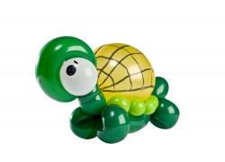 可爱的气球乌龟