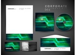 科技企业vi设计模板