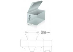 包装盒模版