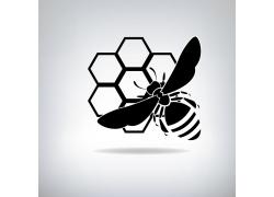 蜜蜂logo设计