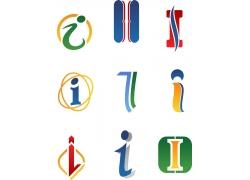英文logo设计