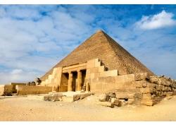 金字塔风景摄影