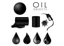 精美石油元素图片