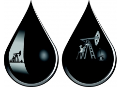 石油井图片