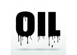 OIL油字母图片
