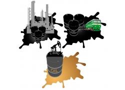石油元素图片