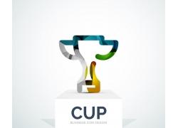 奖杯logo设计
