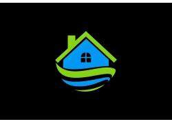 建筑装饰logo设计