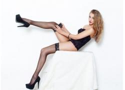 性感丝袜美腿女人