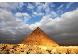 金字塔旅游摄影