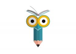 创意猫头鹰logo设计