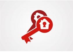 钥匙logo设计