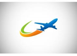 飞机logo设计