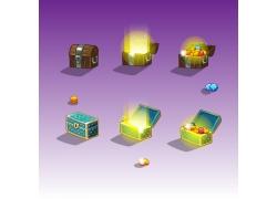 八宝箱游戏图标图片