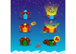 游戏礼物盒图标图片