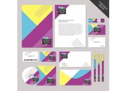 企业vi设计光盘包装