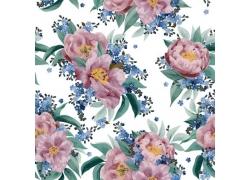 小花与花朵墙纸壁纸