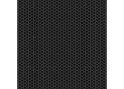 立体黑色金属背景