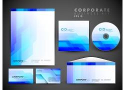信封cd包装名片模板