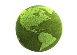 生态环保地球