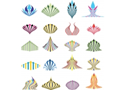 创意箭头logo设计