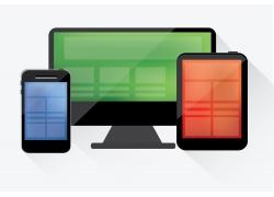 数码产品屏幕颜色设计