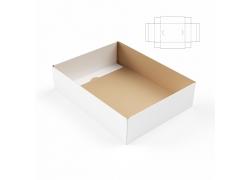 包装盒子与钢刀线