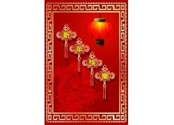 灯笼与中国结