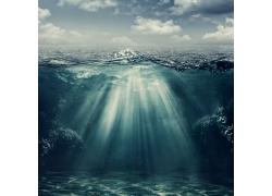 美丽的海底风景