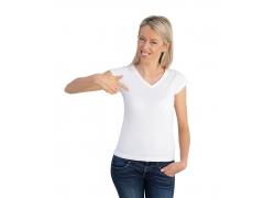 女士短袖T恤