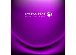 紫色绸子梦幻背景