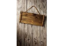 怀旧木板挂牌