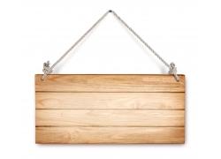 绳子木板挂牌