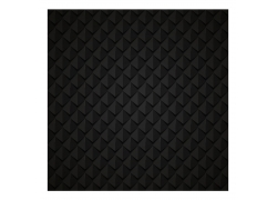 黑色菱形立体背景