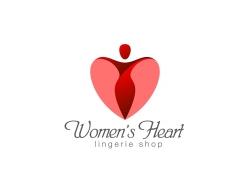 女性美容logo设计