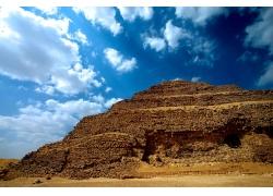 金字塔风景