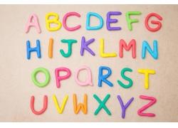 橡皮泥字母字体