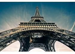 埃菲尔铁塔景色摄影