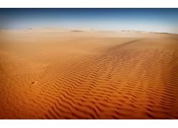 大沙漠风景摄影