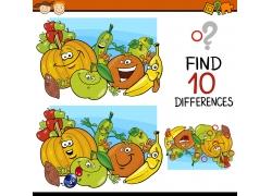 蔬菜水果找不同游戏图片