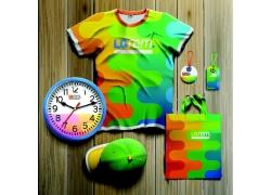 彩色梦幻VI设计