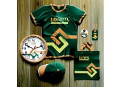 绿色时尚VI设计