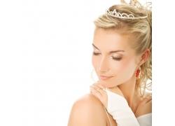 新娘美女模特