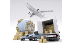 现代的商务运输