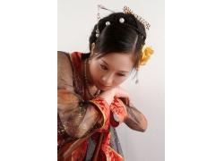 古装美女摄影