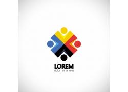 彩色企业logo标志
