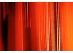 红色绚丽背景